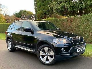 2008 BMW X5 3.0d SE 5dr Auto 4x4 [2008 08] ESTATE Diesel Automatic