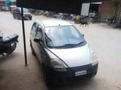 2008 Chevrolet Spark 1 85000 kms driven in
