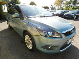 2008 FORD FOCUS TITANIUM GREAT VALUE! GREAT HISTORY! HATCHBACK PETROL