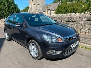 2008 FORD FOCUS ZETEC 2.0 TDCi 135bhp FULL HISTORY INC CAMBELT CHANGE
