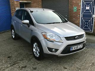2008 FORD KUGA 2.0 TDCI 4X4 6 SPEED PX WELCOME