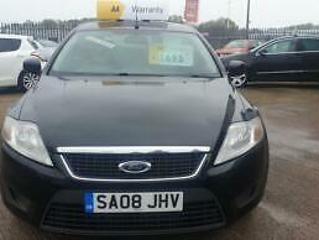 2008 Ford Mondeo Edge Tdci 100 1.8
