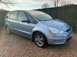 2008 Ford S Max 2.0 TDCi LX 5dr