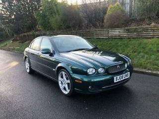 2008 Jaguar X TYPE SPORT PREMIUM Manual Saloon