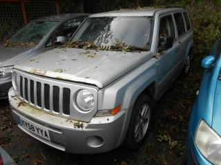 2008 JEEP PATRIOT 2.4 4X4 SPARES/REPAIR/EXPORT