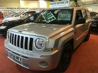 2008 Jeep Patriot 2.4 Limited 4x4 5dr