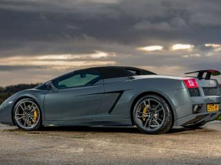 2008 Lamborghini Gallardo Spyder E Gear 5.0 V10 LP570 upgrades