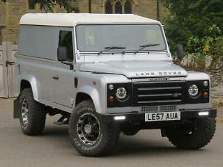 2008 Land Rover Defender 110 2.4 TDi County Hard Top 3dr