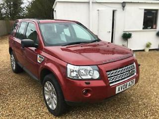 2008 Land Rover Freelander 2 2.2Td4 HSE Automatic 4x4 Panoramic Sunroof