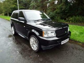 2008 Land Rover Range Rover Sport 2.7 TD V6 S SUV 5dr Diesel Automatic