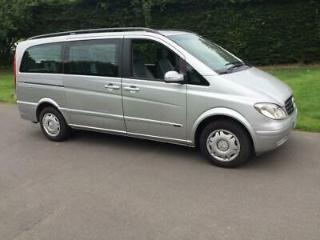 Used Mercedes Viano cars for sale in The UK - Nestoria Cars