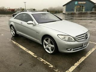 2008 MERCEDES CL500 5.5 AUTO BADGED AS CL63 RUNS/DRIVES SUPERB WHAT A CAR!