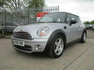2008 MINI Hatch 1.6 Cooper D 3dr