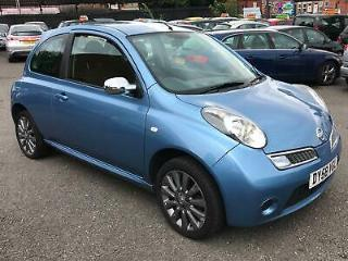 2008 NISSAN MICRA 1.2 ACENTA+ *LONG MOT + CHEAP INSURANCE