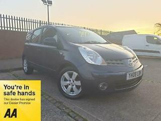 2008 Nissan Note 1.6 16v Auto Tekna Bluetooth