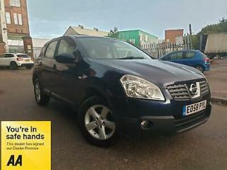 2008 Nissan Qashqai 1.5dCi 2WD Acenta Cambelt replaced