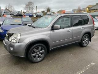 2008 Nissan X Trail 2.0 dCi Aventura Explorer 5dr Auto 5 door Estate