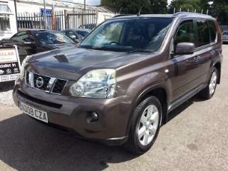 2008 Nissan X Trail 2.0 dCi Sport Expedition 5dr