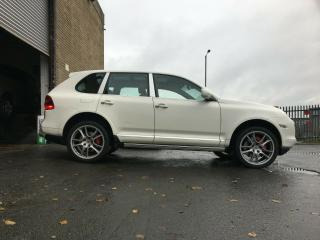 2008 PORSCHE CAYENNE TURBO FACE LIFT FRESH LEFT HAND DRIVE IMPORT.LHD