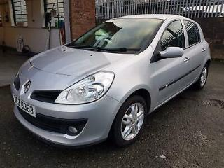 2008 Renault Clio 1.2Tce 16v 100bhp Expression