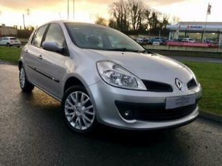 2008 Renault Clio Dynamique Turbo New MOT Only 84000 Miles