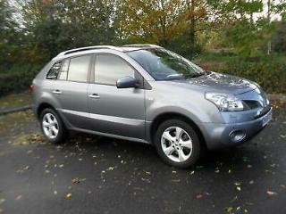 2008 Renault Koleos 2.0 dCi Privilege 5dr ESTATE Diesel Manual