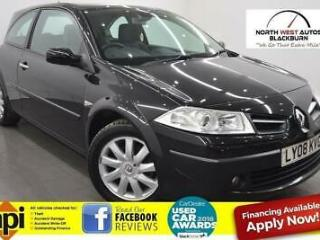 2008 Renault Megane 1.5 dCi Tech Run 3dr