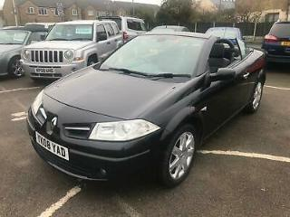 2008 Renault Megane 1.5dCi Coupe 6sp Dynamique CONVERTIBLE DIESEL GLASS ROOF