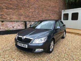 2008 Skoda Octavia Laurin & Klement 2.0 TDI PD DSG Grey Full Leather