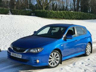 2008 Subaru Impreza 2.0 RX AWD + MICA WRX BLUE + FULLY LOADED