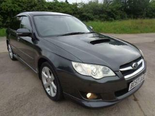 2008 Subaru Legacy 2.0 GT Turbo BP5 Si Drive Gd4 Fresh Import Sports Tourer