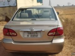 2008 Toyota Corolla H5 1.8E 95000 kms driven in Jagatpur