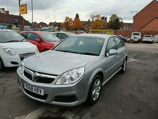 2008 Vauxhall Vectra 1.8 i VVT Exclusiv 5dr