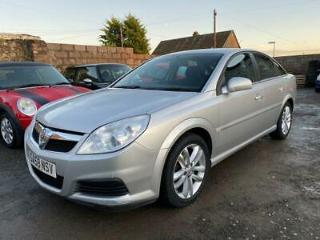 2008 Vauxhall Vectra 1.9 CDTi Exclusiv Hatchback 5dr Diesel Manual