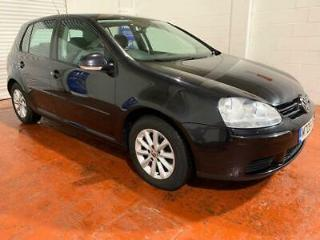 2008 Volkswagen Golf 1.6 FSI Match Hatchback 5dr Petrol Manual