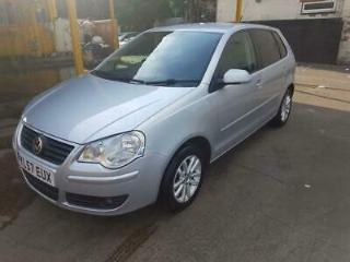 2008 Volkswagen Polo 1.4 S 5dr
