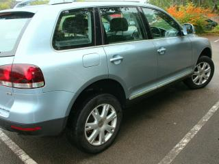 2008 Volkswagen Touareg 2.5 TDI 5dr Auto 4x4 Diesel Automatic