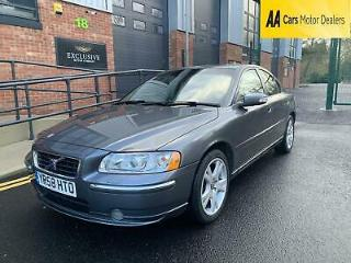 2008 Volvo S60 2.4 D SE Lux Geartronic 4dr