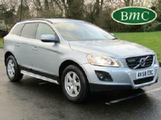 2008 Volvo XC60 2.4 D5 SE Geartronic AWD 5dr