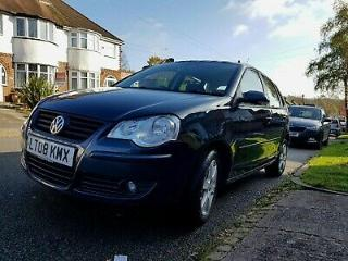 2008 VW POLO * 1.4 PETROL* EURO 4 / ULEZ * AUTO * 5 DOOR * 1 OWNER * FSH