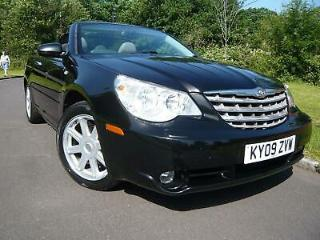 2009/09 CHRYSLER SEBRING 2.7 CONVERTIBLE LIMITED V6 AUTOMATIC