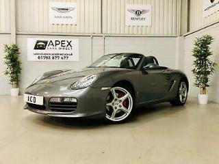 2009/58 Porsche Boxster S 3.4 Sport Edition *JUST SERVICED * STUNNING CONDITION