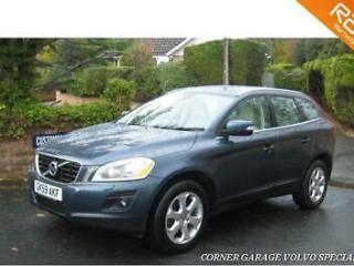 2009/59 Volvo XC60 SE LUX AWD 2.4 D5 205 6sp, SAT NAV, XENONS, LEATHER