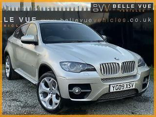 2009 09 BMW X6 3.0d xDrive35d Automatic