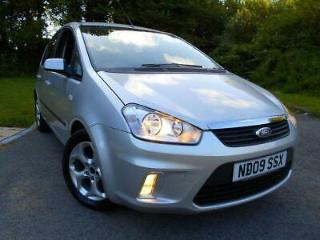 2009 09 FORD C MAX 1.6 ZETEC 5D 100 BHP * ONE PREVIOUS OWNER, YES ONLY 53K, N