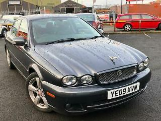 2009 09 Jaguar X TYPE 2.2D SE