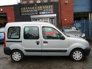 2009 09 RENAULT KANGOO 1.2 AUTHENTIQUE MPV # FULL 8 STAMP SERVICE HISTORY