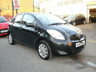 2009 09 TOYOTA YARIS TR 1.3 VVTi 5 DOOR * LOW MILES * FULL HISTORY * 1 OWNER