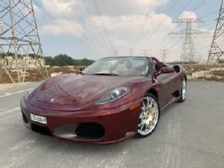 2009 58 FERRARI F430 4.3 SPIDER, FULL OPTION AND FULL FERRARI SERVICE HISTORY