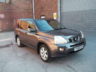 2009 58 Nissan X Trail 2.0dCi 173bhp Sport Facelift Model+PAN ROOF+114K+FSH